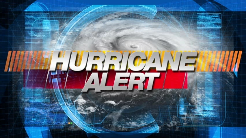Hurricane Alert (Photo courtesy of Shutterstock)