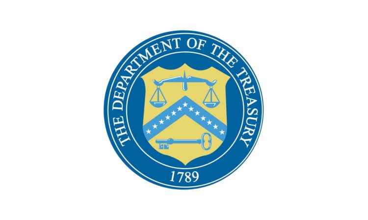US Dept of Treasury (US Treasury)